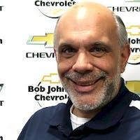 Benny Cannavino at Bob Johnson Chevrolet