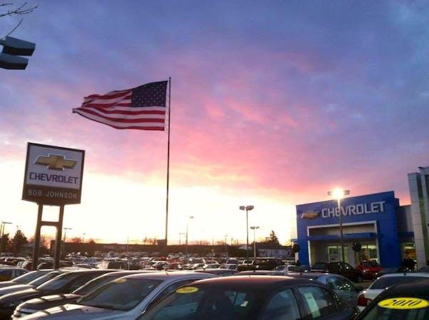 Bob Johnson Chevrolet Chevrolet Used Car Dealer Service Center Dealership Ratings