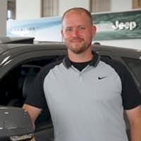 Josh Habegger at Glenbrook Dodge Chrysler Jeep Fiat