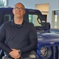 Michael  Fales at Glenbrook Dodge Chrysler Jeep Fiat