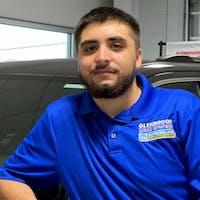 Joshua  Armstrong at Glenbrook Dodge Chrysler Jeep Fiat - Service Center