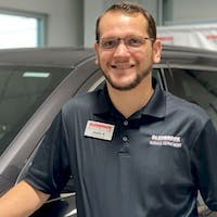 Justin  Reynolds at Glenbrook Dodge Chrysler Jeep Fiat - Service Center