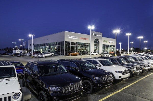 Glenbrook Dodge Chrysler Jeep Fiat, Fort Wayne, IN, 46805