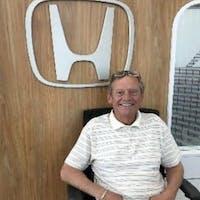 Wilbur Armstrong at Renaldo Honda