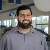 Anthony  Mouaikel at Suburban Honda