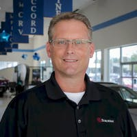 Mike Siwicki at Suburban Honda
