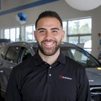 Sam Zeineddine at Suburban Honda