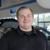 Evan Granroth at Suburban Honda - Service Center