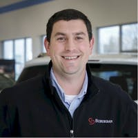 Bob Spurgeon at Suburban Honda - Service Center