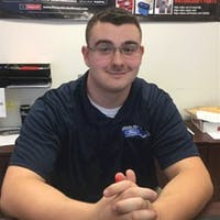 Anthony Capece at Baystate Ford