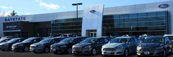 Baystate Ford, South Easton, MA, 02375