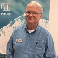 David Nye at Airport Honda
