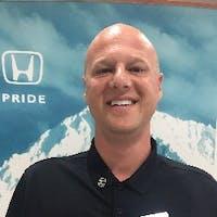 Matthew Johnson at Airport Honda