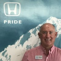 Kibbee McCoy at Airport Honda