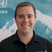 Patrick Lawson at Airport Honda