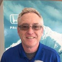 Dan Sanford at Airport Honda