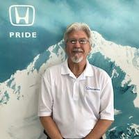 Rick McGinnis at Airport Honda - Service Center