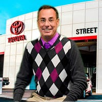Gary McMillian at Street Toyota