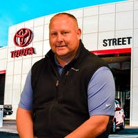 Doc Holladay at Street Toyota