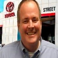 Matt Singleton at Street Toyota