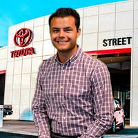 Anthony Andrade at Street Toyota