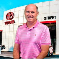 Greg Smith at Street Toyota