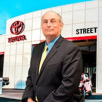 Roy Parsley at Street Toyota