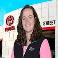 Kali Harrison at Street Toyota