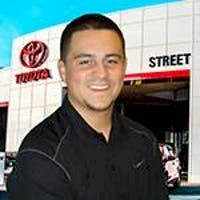 Zach McElroy at Street Toyota