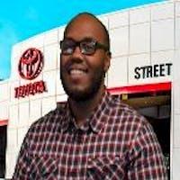 Chris Clark at Street Toyota