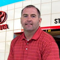 T.J. Kearns at Street Toyota