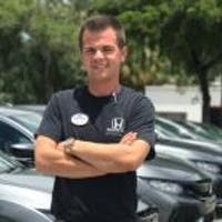 Jacob  Novak at Honda of Fort Myers