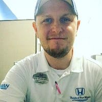 Mike  McSweeney at Honda of Fort Myers