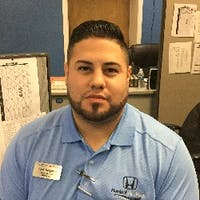 JOSH NEGRETE at Honda of Fort Myers