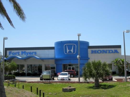 Fort Myers Honda >> Honda Of Fort Myers Honda Used Car Dealer Service Center