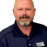 Brian Cook at Inskeep Ford