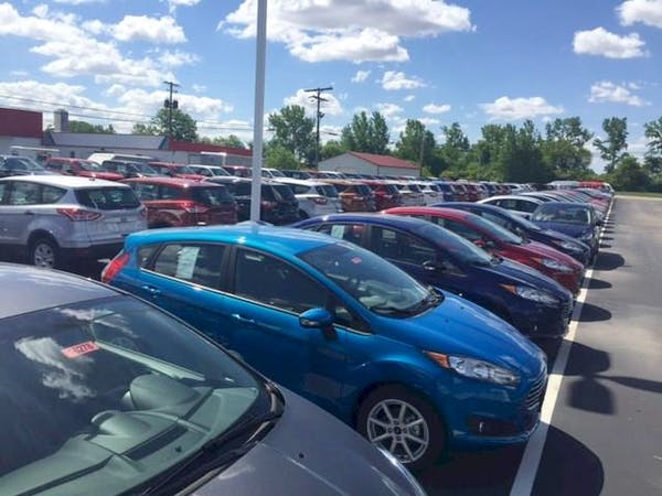 Inskeep Ford, Greenfield, IN, 46140