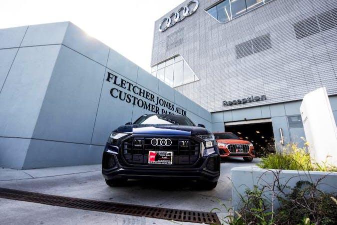 Fletcher Jones Audi, Chicago, IL, 60642