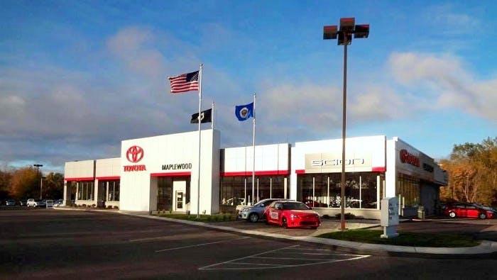 Maplewood Toyota, Maplewood, MN, 55109