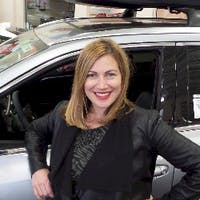 Sonya Lucki at Riverhead Toyota