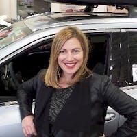 Sonya Lucki at Riverhead Toyota