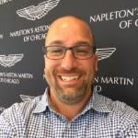 Vince Balachia at Napleton Aston Martin Maserati