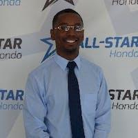 Lamar Ballard at All-Star Honda