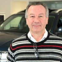 David Ruzhansky at Ide Volkswagen