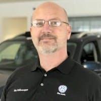 James Redden at Ide Volkswagen - Service Center