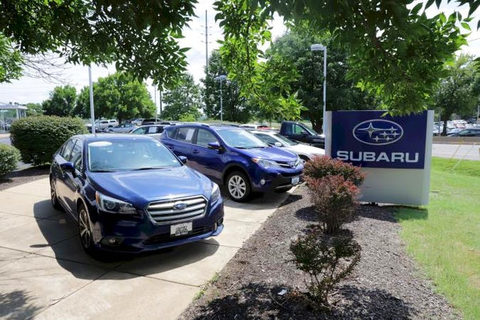 Lou Fusz Subaru St. Louis , Creve Coeur, MO, 63141