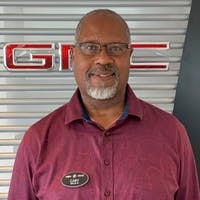Gary Coley at Cronic Chevrolet Buick GMC