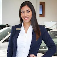 Michelle Saldua at BMW of San Antonio