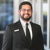 Anthony Baerga at BMW of San Antonio