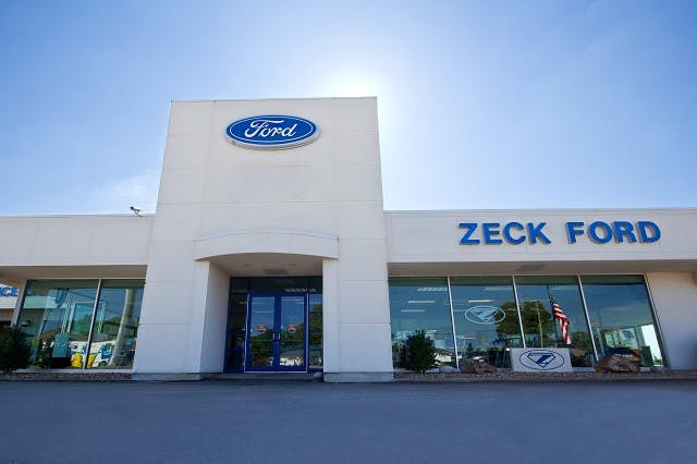 Zeck Ford, Leavenworth, KS, 66048